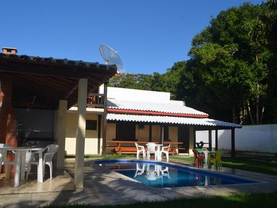 Photo for 5BR House Vacation Rental in PORTO SEGURO, Bahia