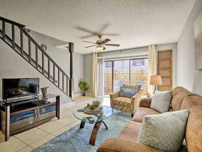Photo for NEW! Tampa Townhome w/ Pool Near Top Attractions!