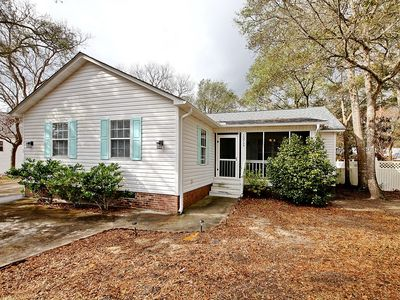 Photo for Renovated Home WALK TO THE BEACH... Perfect for Families & Friends