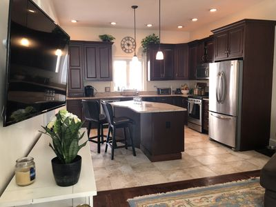 Photo for Luxurious Boston House - Walk to Convention Center, Beach, Bars and MORE