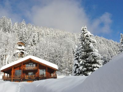 Photo for CONTEMPORARY CHALET ARGENTIERE