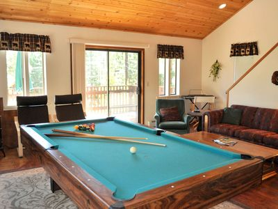 Photo for Family Friendly Retreat ~Between Northstar & Kings Beach~