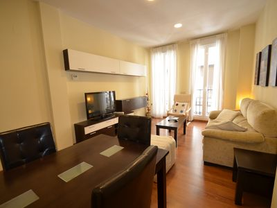 Photo for Great apartmet up to 6 people close to fine arts Circle Madrid