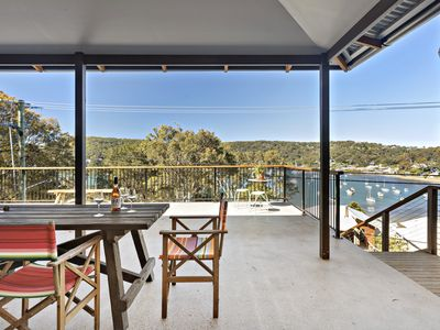 Photo for Hardys Bay House - Commanding views over Hardys Bay & Bouddi National Park