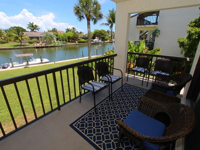Canal front Complex Located on Causeway Road in Sanibel - Tennisplace A26