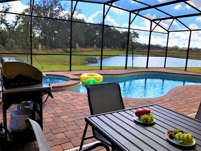 Photo for ACO Premium – 8 Bd with private pool and Grill (17