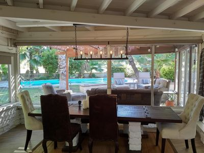 Photo for Mid-Century Ranch Home, South Facing, On the Golf Course, One of a Kind