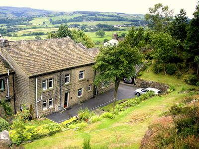Photo for Cherry Tree Cottage pet friendly Ripponden near Halifax Yorkshire.