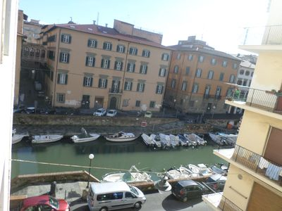 Photo for The Tuscan little Venice, straight in the historical and trendy area of Livorno.