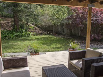 Photo for Sunny Marin House Ideally Located Between San Francisco & The Wine Country