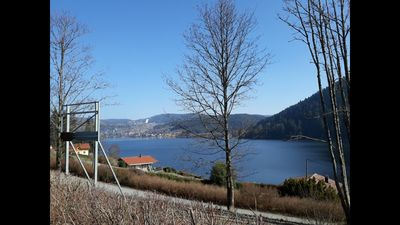 Photo for New listed cottage, renovated located less than 100 m from the lake, 65 € / night