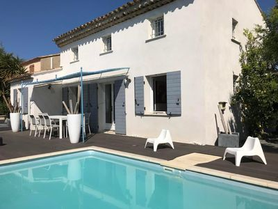 Photo for Holiday house La Londe les Maures for 1 - 8 persons with 4 bedrooms - Holiday house