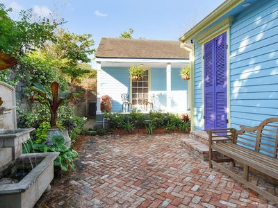 Historic Treme Oasis for 2, 1Block to French Quarter