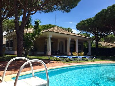 Photo for 3 bedroom Villa, sleeps 6 in Campano with Pool and WiFi