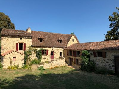 Photo for The Cicoula - Mansion seventeenth Dordogne