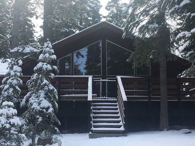 Photo for Make Our Cabin Your Ski Oasis!