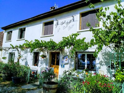 Photo for Bed and Breakfast LE CHAT BOTTE