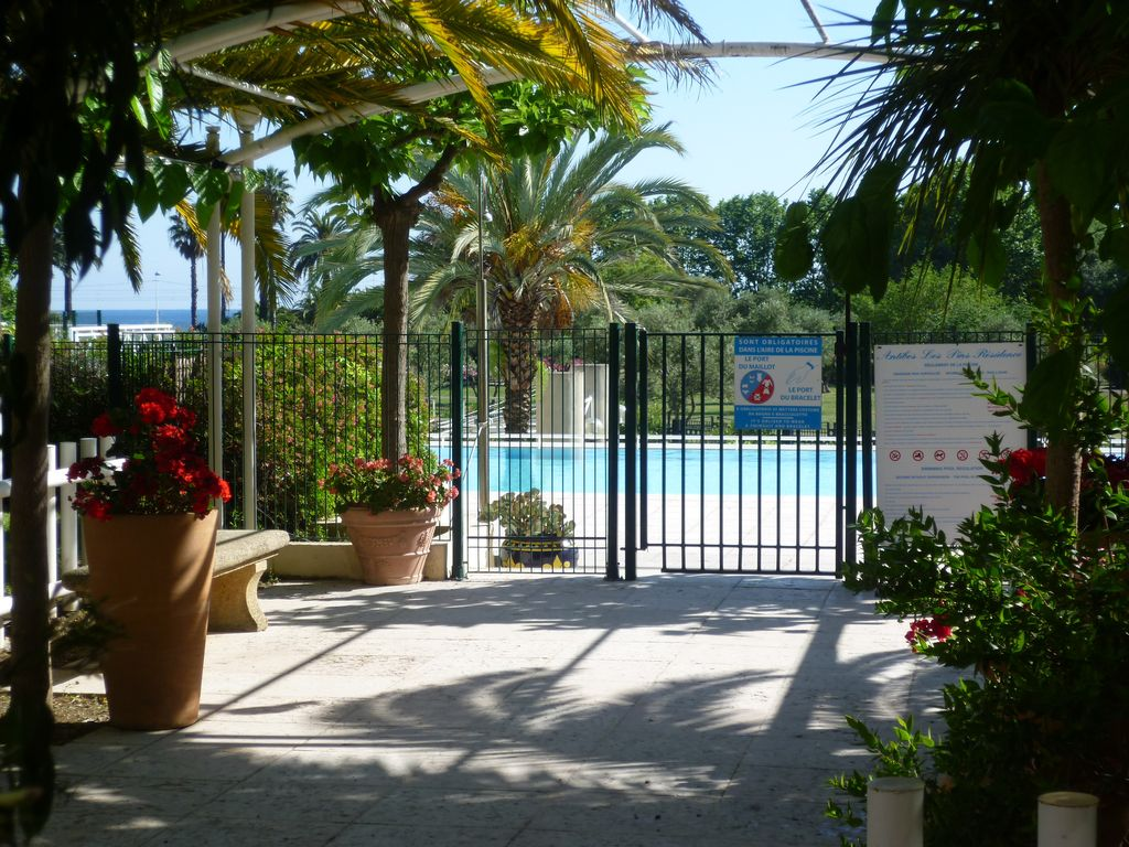 Property Image#11 Juan Les Pins: Luxury Apartment,Charm,Comfort,relax