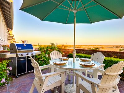 Photo for 25% OFF JUL+10% OFF AUG - Beautiful Beachfront Home, Spacious + Walk to All