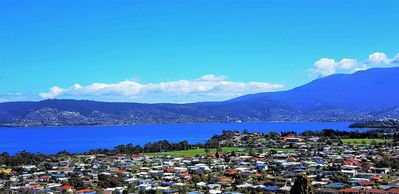 Photo for Stay & Enjoy Panoramic Views of Hobart , Mt. Wellington & the Derwent River