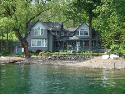 Photo for Lake Front Home with Spectacular Views!!