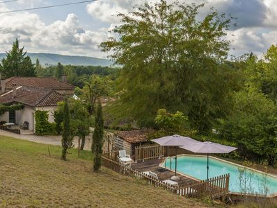 Photo for Authentic house in a beautiful location, with private pool and spacious garden.