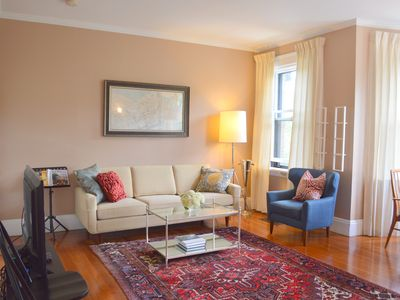 Photo for Simple and Elegant Brownstone in Central Location