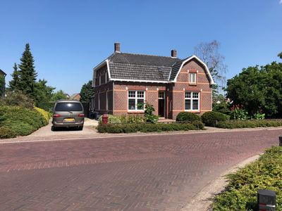 Photo for Attractive detached house from 1905 in the middle of a picturesque village