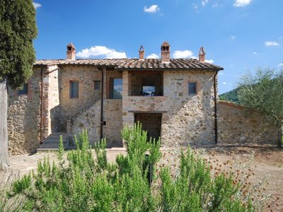 Photo for 4BR Apartment Vacation Rental in Montalcino