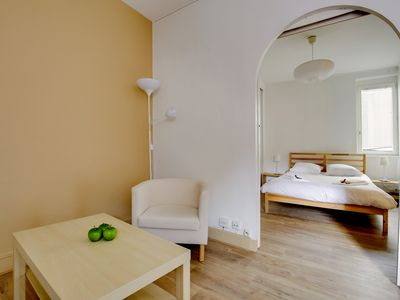 Photo for Beautiful flat two steps from Place Bellecour