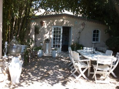 Photo for House in the garden of an 18th century bastide