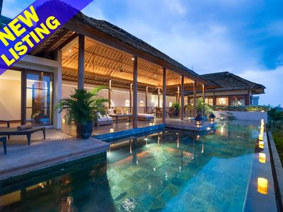 Photo for Stunning 6 Bedroom Villa Ocean View in Jimbaran;