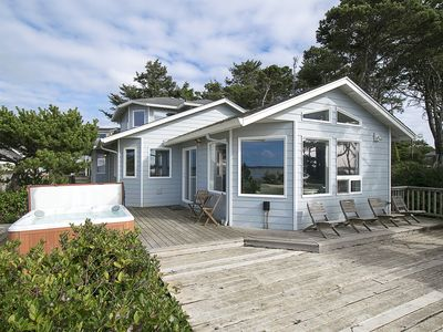 Photo for 3BR Cottage Vacation Rental in Lincoln City, Oregon