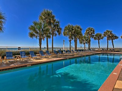 Photo for Waterfront Panama City Beach Condo w/ Pool & View!