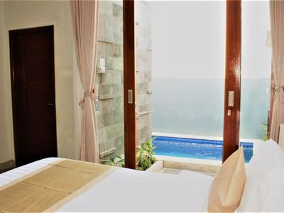 Photo for One Bedroom Villa, Private  Pool, Good Price