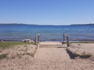 Photo for 2BR Cottage Vacation Rental in Suttons Bay, Michigan