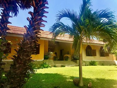 Luxury Beach Side Villa - private beach, outstanding exclusive chef and staff