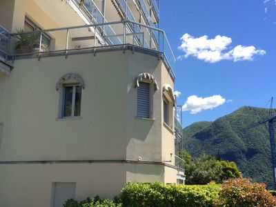 Photo for Cosy apartment for 2 people with WIFI, pool, TV and parking