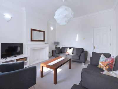 Photo for Luxury 2bed Kensington apt 5 min to Earls Court
