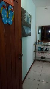 Photo for Beachfront in Canasvieiras! 2 bedrooms for 6 persons