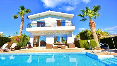 Photo for 3BR Villa Vacation Rental in Coral Bay, Paphos