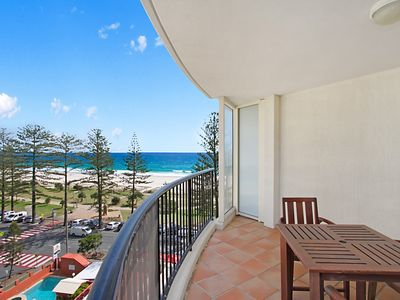 Photo for Calypso Towers  601 -  Coolangatta Beachfront!