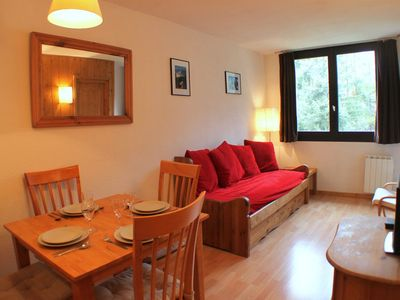 Photo for A great one bedroom apartment ideally located close to the Chamonix Sud bus terminus