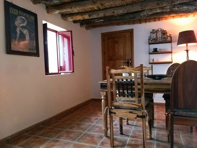 Photo for Casa Almachar. Holiday home in the heart of Cómpeta, south Spain