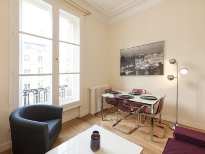 Photo for One bedroom modern apartment Opéra