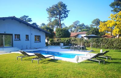 Photo for VILLA WITH SWIMMING POOL ABATILLES