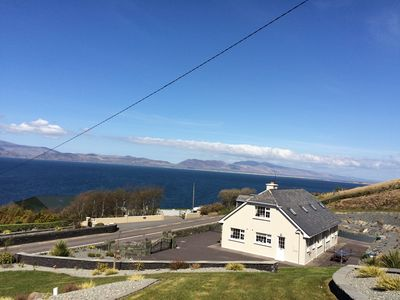 Photo for Beautiful Holiday Home in Kells overlooking the sea & on the Ring of Kerry