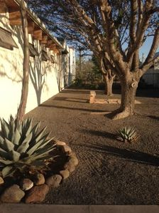 Photo for The Dallas House - a tranquil retreat in the heart of Marfa