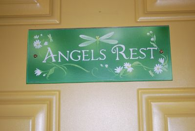Welcome to Angel's Rest.