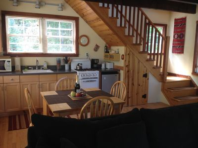 Photo for Quiet Cottage on 5 Acres Minutes From Mendocino and Ocean